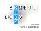 Profit Or Loss Animated PowerPoint Template - Slide 1