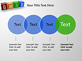 Idea Word On Tesseras Animated PowerPoint Templates - Slide 10