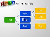 Idea Word On Tesseras Animated PowerPoint Templates - Slide 22