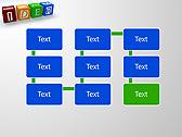 Idea Word On Tesseras Animated PowerPoint Templates - Slide 26