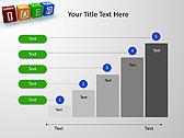 Idea Word On Tesseras Animated PowerPoint Templates - Slide 33