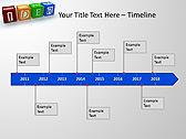 Idea Word On Tesseras Animated PowerPoint Templates - Slide 6