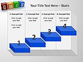 Idea Word On Tesseras Animated PowerPoint Templates - Slide 7