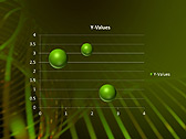 Vibration Of Green Lines Animated PowerPoint Template - Slide 28