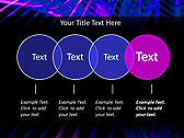 Lilac Vibration Effect Animated PowerPoint Template - Slide 10