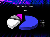 Lilac Vibration Effect Animated PowerPoint Template - Slide 18