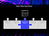 Lilac Vibration Effect Animated PowerPoint Template - Slide 19