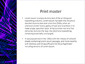 Lilac Vibration Effect Animated PowerPoint Template - Slide 35