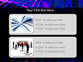 Lilac Vibration Effect Animated PowerPoint Template - Slide 9