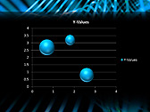 Blue Vibration Effect Animated PowerPoint Template - Slide 28