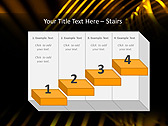 Deep Yellow Vibration Animated PowerPoint Template - Slide 7