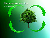 Circulation In Nature Animated PowerPoint Template - Slide 1