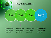 Circulation In Nature Animated PowerPoint Template - Slide 10