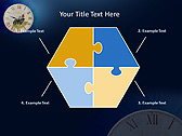 Antic Clock Animated PowerPoint Templates - Slide 11
