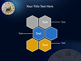 Antic Clock Animated PowerPoint Templates - Slide 12