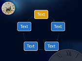 Antic Clock Animated PowerPoint Template - Slide 13