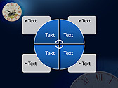 Antic Clock Animated PowerPoint Template - Slide 14