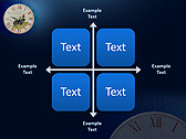 Antic Clock Animated PowerPoint Template - Slide 15