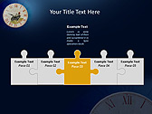 Antic Clock Animated PowerPoint Template - Slide 19