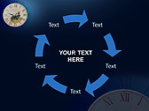 Antic Clock Animated PowerPoint Template - Slide 20