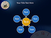 Antic Clock Animated PowerPoint Templates - Slide 21