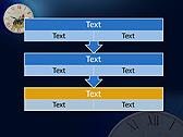 Antic Clock Animated PowerPoint Templates - Slide 23