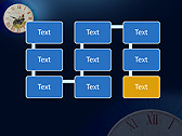 Antic Clock Animated PowerPoint Templates - Slide 26