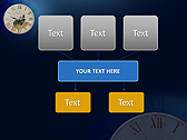 Antic Clock Animated PowerPoint Templates - Slide 27