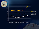 Antic Clock Animated PowerPoint Templates - Slide 31