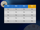 Antic Clock Animated PowerPoint Templates - Slide 32