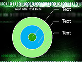 Green Matrix Abstraction Animated PowerPoint Template - Slide 17