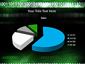 Green Matrix Abstraction Animated PowerPoint Template - Slide 18