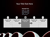 Round Shaped Armchair Animated PowerPoint Templates - Slide 19