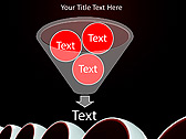 Round Shaped Armchair Animated PowerPoint Templates - Slide 24