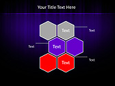 Lilac Color Vibration Animated PowerPoint Template - Slide 12