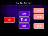 Lilac Color Vibration Animated PowerPoint Template - Slide 22