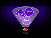 Lilac Color Vibration Animated PowerPoint Template - Slide 24