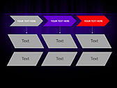 Lilac Color Vibration Animated PowerPoint Template - Slide 25