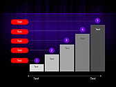 Lilac Color Vibration Animated PowerPoint Template - Slide 33