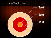 Red Color Vibration Animated PowerPoint Template - Slide 17