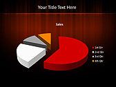 Red Color Vibration Animated PowerPoint Template - Slide 18