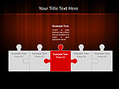 Red Color Vibration Animated PowerPoint Template - Slide 19