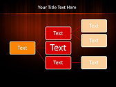 Red Color Vibration Animated PowerPoint Template - Slide 22