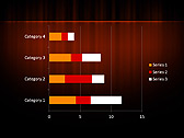 Red Color Vibration Animated PowerPoint Template - Slide 30