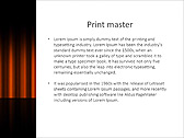 Red Color Vibration Animated PowerPoint Template - Slide 35