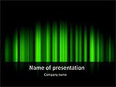 Light Green Vibration Animated PowerPoint Templates - Slide 1
