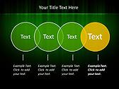 Light Green Vibration Animated PowerPoint Templates - Slide 10