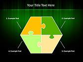 Light Green Vibration Animated PowerPoint Templates - Slide 11