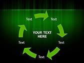 Light Green Vibration Animated PowerPoint Templates - Slide 20