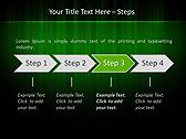 Light Green Vibration Animated PowerPoint Templates - Slide 3